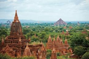 联合国科教文组织缅甸古塔建筑修复保护工程