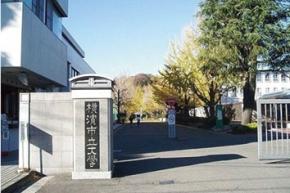日本电子大学教学楼外墙混凝土保护工程