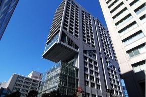 日本东京世田谷大楼外墙混凝土保护工程