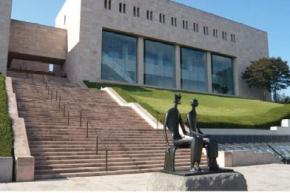 日本东京都芸艺术院大楼外墙混凝土保护工程