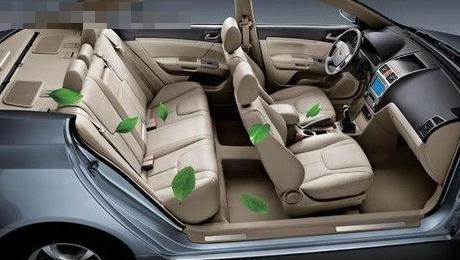 汽车内除臭消毒