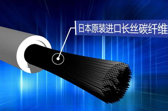 碳钎维发热电缆