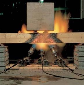 木结构无机阻燃